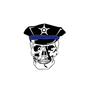 Blue Crew Law Enforcement MC